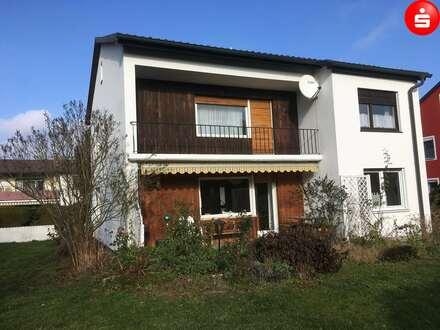 Einfamilienhaus mit Einzelgarage in Neuötting