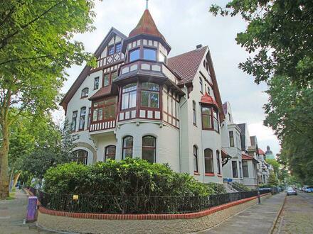 3-Zimmer-Altbau-Wohnung in Schwachhausen (Barkhof)