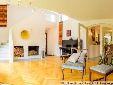 Luxoriöses Einfamilienhaus mit Einliegerwohnung in Bestlage von Neu-Ulm