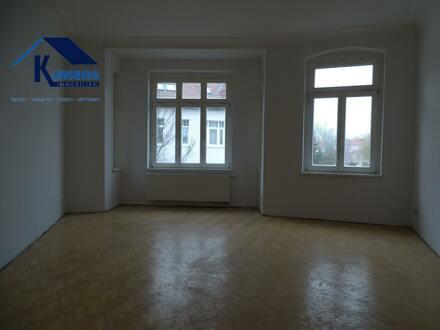 Sehr gepflegte Dreizimmerwohnung mit gutem Wohnungszuschnitt und Balkon