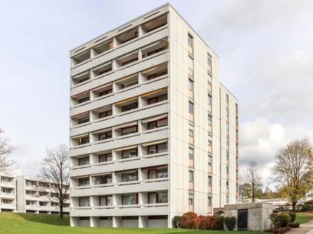 Langfristig und solvent vermietete 2-Zimmer-Wohnung in Kempten-St. Mang - mit kleinen Mängeln.