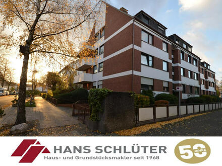Großzügige renovierte 3 Zi.-Whg. in beliebter Lage Schwachhausens!!