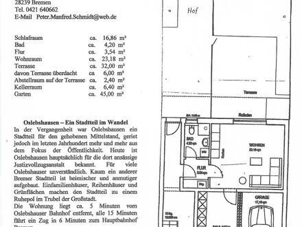 2 Zi. Erdgeschoss-Whg., Am Krähenberg 21