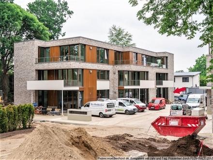 Luxus-3-Zimmer-Erdgeschosswohnung (Neubau) in Top-Lage im Univiertel