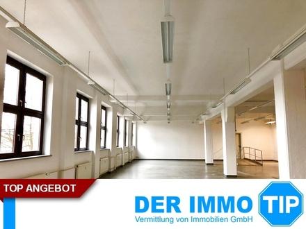Lager mit vielseitigen Nutzungsmöglichkeiten in Dresden zur Miete