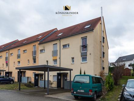 Vermietetes Reihenendhaus in schönster Lage in Schwieberdingen zu verkaufen!