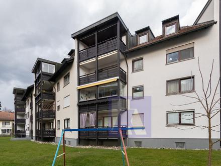 Ruhig, zentral, barrierefrei, 3-Zimmer-Wohnung in Meckenbeuren