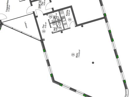 DIE MELLER ARKADEN- Neubau eines Wohn- und Büro/Geschäftshauses