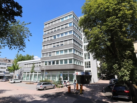 Büro-/ Praxisräume in Siegen (4. OG mit Aufzug) -Zentral-