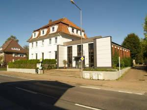 Eingang - Süd