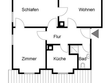 3 Zimmer-Wohnung in Backnang