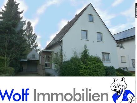 ~~Ein bis Zweifamilienhaus mit Keller und großem Garten !! ~~