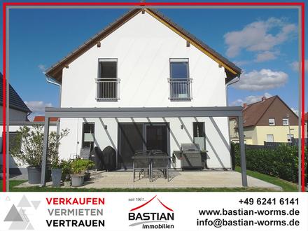 Wohnfreude Tag für Tag! Fast neues EFH. 1A Ausstattung. Superruhige Lage. Bobenheim-Roxheim.