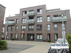 Nadorst - Nadorster Straße: Zweitbezug: moderne 2-Zimmer-Wohnung mit Balkon