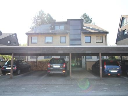 Gemütliche Dachgeschosswohnung mit Empore - nähe Stadtpark