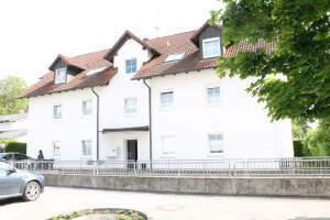 Schwabmünchen - Mittelstetten! Schöne 3 ZKB-Wohnung in gepflegter Anlage