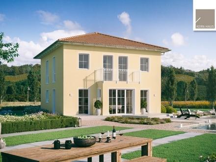 Ihr neues Zuhause: Mediterrane Stadtvilla mit Lichterker und Balkon!