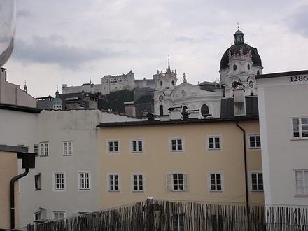 Einzigartige Garconniere mit Dachterrasse in der Altstadt von Salzburg
