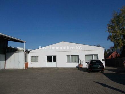 ROSE IMMOBILIEN KG: Lager-/Produktionshalle im Gewerbepark Rinteln Süd