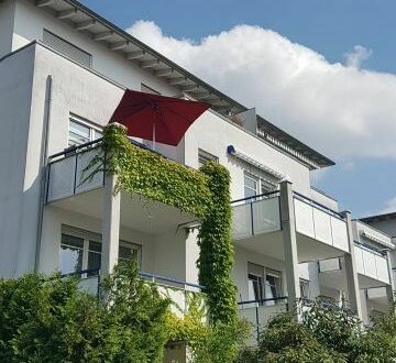 Neuwertige, zentrale 2-Zimmer-Wohnung in Senden