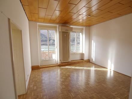 2-Zimmer-Wohnung in Assmanshausen mit tollem Rheinblick!