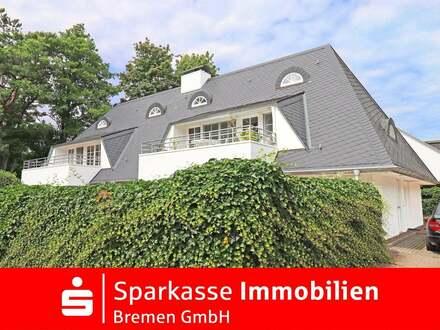 Traumhafte Maisonette-Wohnung mit viel Charme im Herzen von Oberneuland