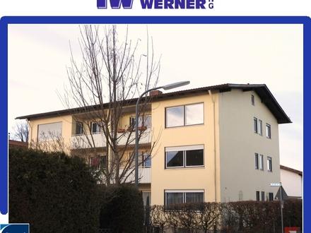 *** Sehr helle, top-geschnittene 3-Zimmer-Wohnung mit Balkon in RO/ Egarten***