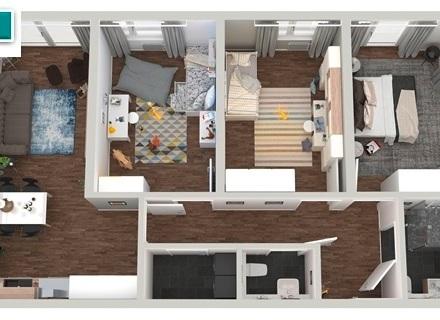 NEUBAU die letzte 4-Zimmer Wohnung in Walle