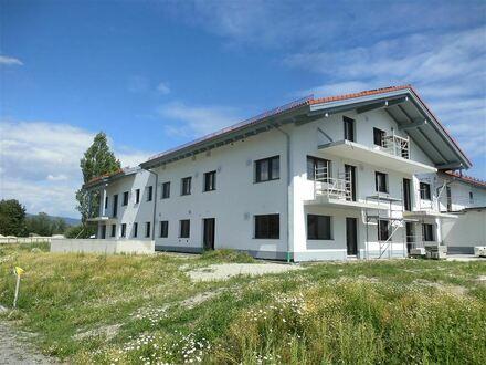 Neubau 2-Zimmer Terrassenwohnung in ruhige Lage bei Deggendorf !