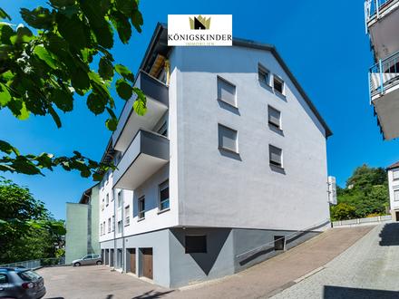 Zeitnah bezugsbereite 4-Zimmer Wohnung mit Einzelgarage in zentraler Lage von Wernau