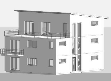 Neubauprojekt in Stadtrandlage