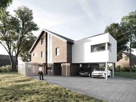 Frühjahr 2020: 2,5 Zimmer große Etagenwohnung mit Süd-West-Loggia in sehr zentraler Lage von Wolbeck!