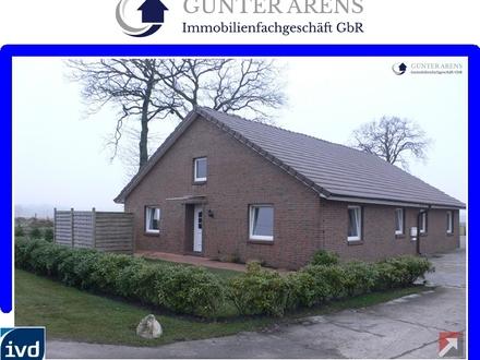 2 Zimmer - Erdgeschosswohnung mit Garage in Westerstede - Garnholterdamm