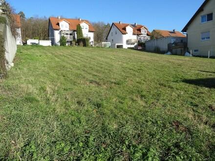 In sonniger Lage in Messbach mit wunderbarer Aussicht