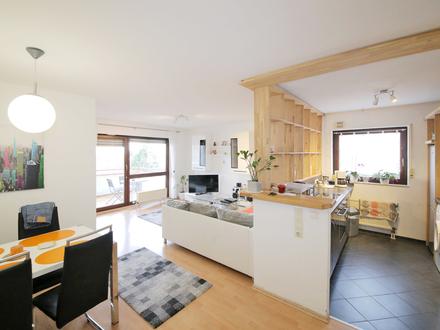 Schöne 2-Zimmer-Wohnung in Bruchsal inklusive Einbauküche und Garage
