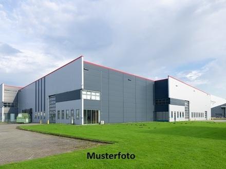 +++ Werkstattgebäude nebst Lagergebäude +++