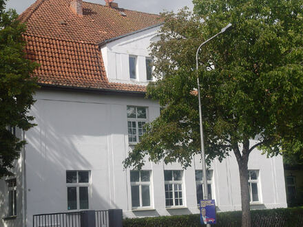 Erdgeschosswohnung in Bahnhofsnähe
