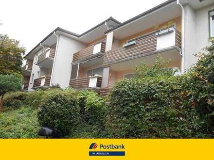 Helle 2-Zimmerwohnung mit Balkon in ruhiger Wohnlage