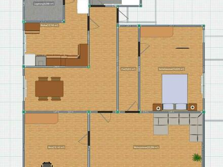 Erstbezug nach Sanierung: Ruhige und freundliche 4-Zimmer-Wohnung in Öhringen