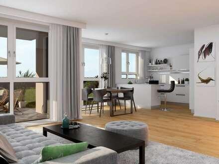 Das ist Ihre Gelegenheit! ! - Moderne 2-Zimmer-Wohnung mit Garten