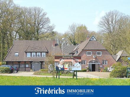 Landhaus / Gaststätte mit Hoteltrakt in Bad Zwischenahn, nahe Meer
