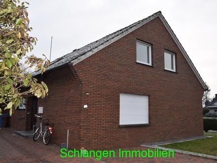 Objekt Nr: 00/674 Oberwohnung mit Stellplatz in Saterland / OT Scharrel