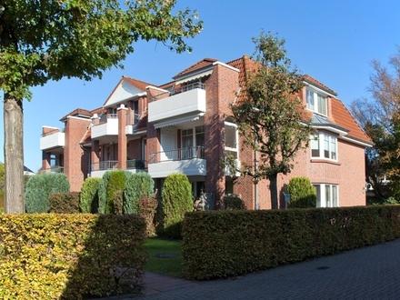 5597 - Attraktive Obergeschosswohnung mit Loggia im Ortszentrum von Bad Zwischenahn