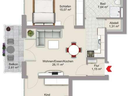 Neubau: Attraktive Wohnanlage in Deggendorf