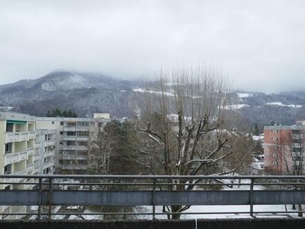 2-Zi-Dachtgeschosswohnung in Salzburg Aigen