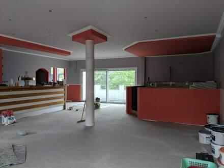 PROVISIONSFREI.Gewerbeflächen Büro/Gastronomie zu vermieten.