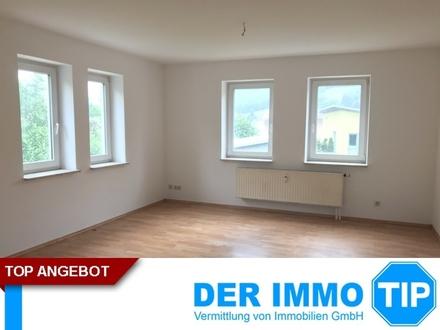 1 Zimmerwohnung mit Aufzug und Stellplatz in Burkhardtsdorf zur MIETE