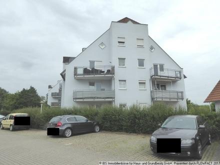 2-Zimmer-Wohnung im EG mit Terrasse und Stellplatz - vermietet
