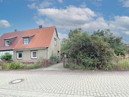 Interessantes Grundstück in beliebter Siedlungslage mit tollem Zuschnitt in Sandersdorf