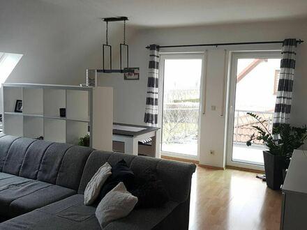 Schöne Wohnung in Böchingen zu vermieten